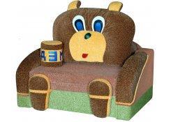 Диван для детской Мишка с медом