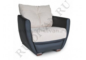 Кресло Монро фото 1 цвет серый