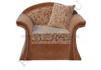 Кресло Мираэль 1 – характеристики фото 1 цвет коричневый