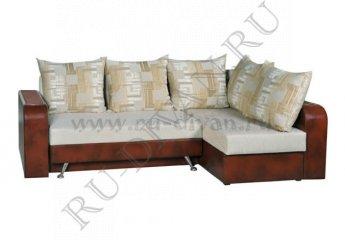 Угловой диван Серенада 2 – характеристики фото 1 цвет коричневый