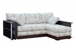 Угловой диван Император 6 описание, фото, выбор ткани или обивки, цены, характеристики