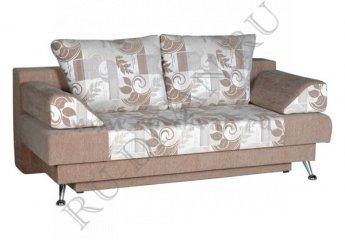 Диван Амаретто еврокнижка фото 1 цвет коричневый