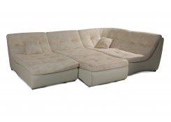 Модульный диван Монреаль 407 (Серый)