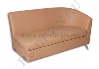 Модуль диван с подлокотником Алекто
