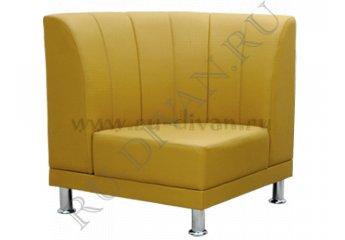Модуль угловое кресло Блюз 10-09