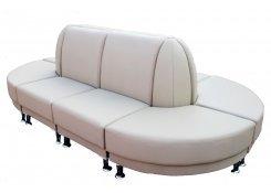 Модульный диван Блюз 10-09 описание, фото, выбор ткани или обивки, цены, характеристики