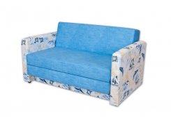 Голубой диван
