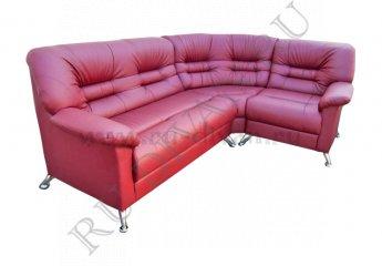 Угловой диван Орион цвет красный