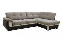 Угловой диван Престиж большого размера