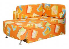 Детский диван Крона описание, фото, выбор ткани или обивки, цены, характеристики