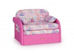 Розовые диваны