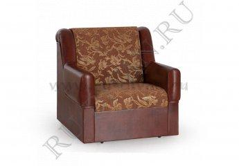 Кресло-кровать Браво МП фото 1 цвет коричневый