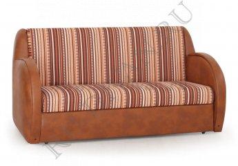 Диван Феникс аккордеон фото 1 цвет коричневый