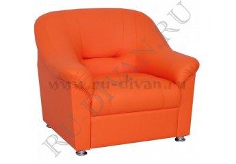 Кресло Орион 4 цвет оранжевый