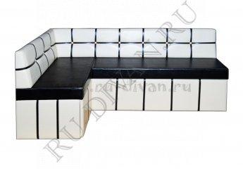 Угловой диван Вена для кухни фото 1