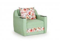 Кресло-кровать Альфа-микро зелёное