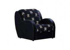Кресло-кровать Барон (Черный)