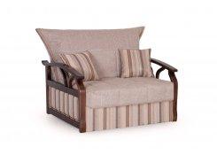 Кресло-кровать Квест бежевое
