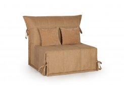 Кресло-кровать Флора бежевое