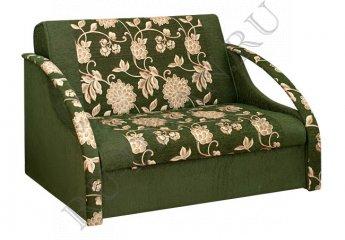 Диван Эдэм аккордеон – характеристики фото 1 цвет зеленый
