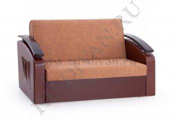 Диван Брэнд аккордеон фото 1 цвет коричневый