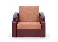 Кресло-кровать Брэнд коричневое