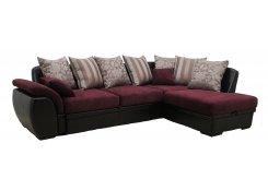 Угловой диван Престиж 4 описание, фото, выбор ткани или обивки, цены, характеристики