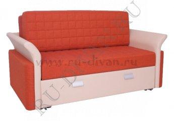 Выкатной диван Диана 2 фото 1 цвета: красный, бежевый