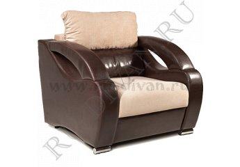 Кресло Ласка фото 1 цвет коричневый
