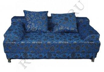 Диван Уют-3 синий