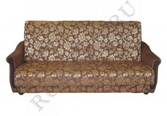 Диван Уют-2 коричневый