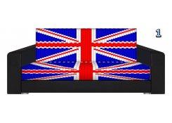 Диван с фотопринтом Британский флаг описание, фото, выбор ткани или обивки, цены, характеристики