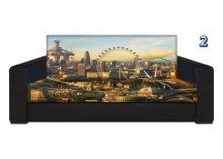 Диван с фотопринтом Лондон описание, фото, выбор ткани или обивки, цены, характеристики