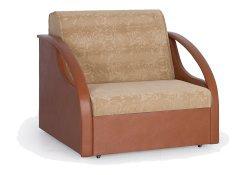 Кресло-кровать Эдэм коричневое
