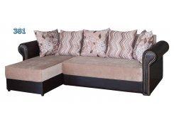 Угловой диван Букингем описание, фото, выбор ткани или обивки, цены, характеристики
