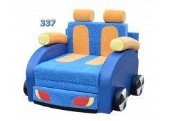 Детский диван-игрушка Авто описание, фото, выбор ткани или обивки, цены, характеристики