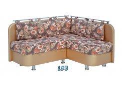 Угловой диван Лагуна для кухни