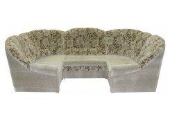 Угловой диван Рада-П серый