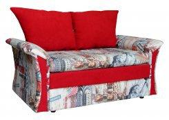 Детский диван Мякиш описание, фото, выбор ткани или обивки, цены, характеристики