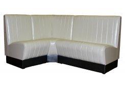 Угловой диван Блюз серый