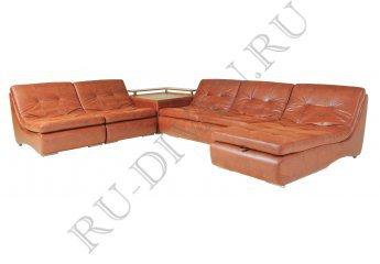 Модульный диван со столиком Монреаль