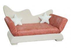 Детский диван-игрушка Луна описание, фото, выбор ткани или обивки, цены, характеристики