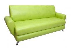 Диван Блюз 10-02 зелёный