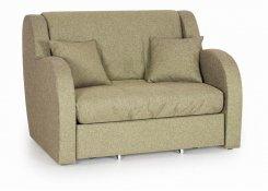 Кресло-кровать Барон зелёное