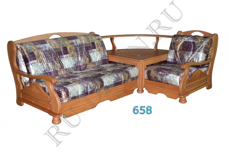 Спальное место углового дивана Москва с доставкой