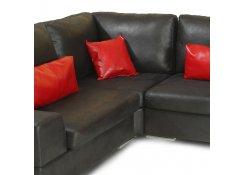 Модуль кресло угловое Монца описание, фото, выбор ткани или обивки, цены, характеристики