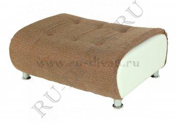 Модуль пуф Клауд фото 1 цвет коричневый
