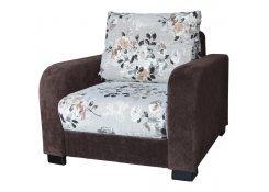 Кресло Премьер коричневое