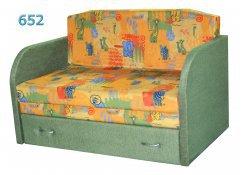 Детский диван Юлечка описание, фото, выбор ткани или обивки, цены, характеристики