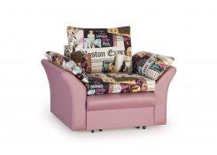Разноцветное кресло